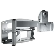 Peerless-AV Flat Panel Articulating Arm/Tilt Wall Mount for 37'' - 60'' Plasma/LCD; Black