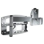 Peerless-AV Flat Panel Articulating Arm/Tilt Wall Mount for 37'' - 60'' Plasma/LCD; Black