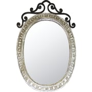 Quiescence Olde World Ornate Mirror