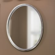 Quoizel Wall Mirror; Polished Chrome