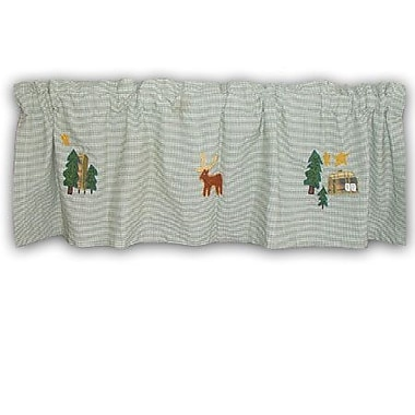 Patch Magic Moose 54'' Curtain Valance