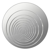 LumiSource Ripples Round Mirror