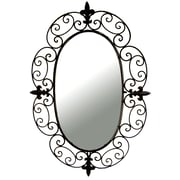 Ashton Sutton Crawley Wall Mirror