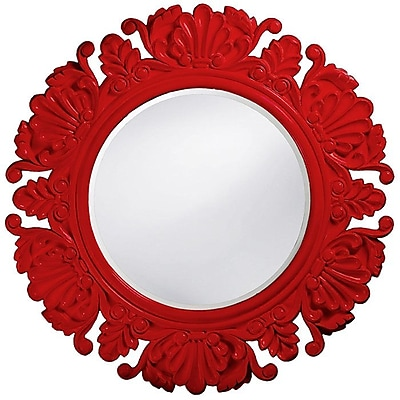 Howard Elliott Anita Mirror; Red WYF078276671235