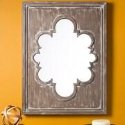 Surya Callie Decorative Mirror; Baltic