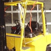 Eevelle Forklift Cover; Large