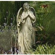 Roman, Inc. Praying Angel Garden Statue