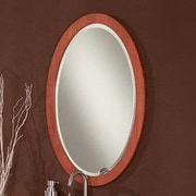 DecoLav Casaya 27.5'' H x 16'' W Mirror; Small