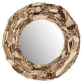 Foreign Affairs Home Decor Loaves Mirror