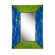 Foreign Affairs Home Decor Hijau Mirror