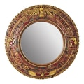 Design Toscano  Egyptian Grand Scale Wall Sculpture Mirror