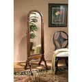 Butler Plantation Cherry Cheval Mirror