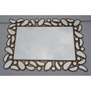 Winport Industries Raindrop Mirror