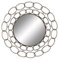 Aspire Large Chain Wall Mirror
