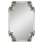 Uttermost Andretta  Beveled Wall Mirror