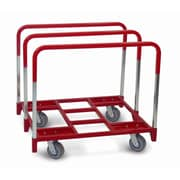 Raymond Products 26'' x 27.5'' x 38.5'' Panel Table Dolly