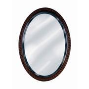 JSG Oceana Cambridge Vanity Mirror; Espresso