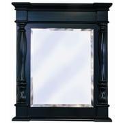 JSG Oceana Chess Vanity Mirror; Black