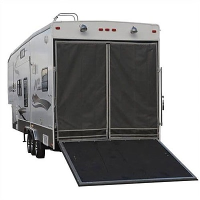 Classic Accessories Overdrive RV Cover; Magnetic WYF078276758626