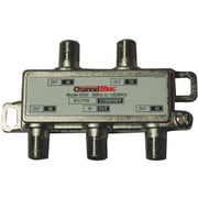 Channel Plus 4 Way Splitter/Combiner