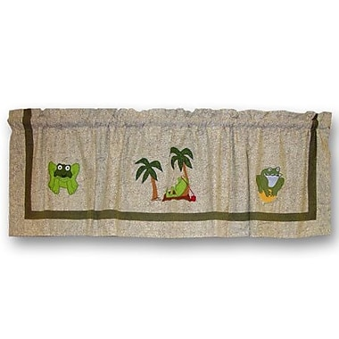 Patch Magic Hoppy Days 54'' Curtain Valance