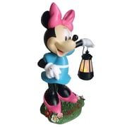 Woods International Disney Minnie Mouse Holding Lighted Lantern Statue