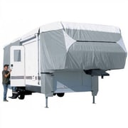 Classic Accessories Overdrive PolyPro 3 Deluxe 5th Wheel Cover; 26'1'' - 29''