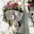 Design Toscano Le Printemps and Le Etoile French Greenmen Wall Decor; Left Facing