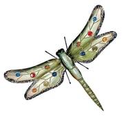 Design Toscano Oversized Dragonfly Wall Decor