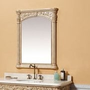 James Martin Furniture Parchment Vanity Mirror