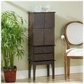 Wildon Home   Ramada Jewelry Armoire with Mirror