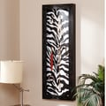 Wildon Home   Delaney Wall Mounted Jewelry Armoire