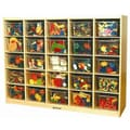 A+ Child Supply 25 Compartment Cubby