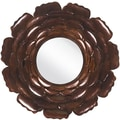Surya Gianna Decorative Mirror; Antique Bronze
