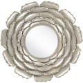 Surya Gianna Decorative Mirror; Champagne
