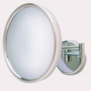 Jerdon Adjustable Wall Mount Mirror