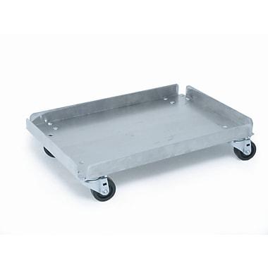 PVIFS 900 lb. Capacity Flat, Supports Glass Racks Furniture Dolly