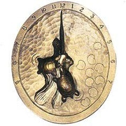 Montague Metal Products Leisure Time Sundial