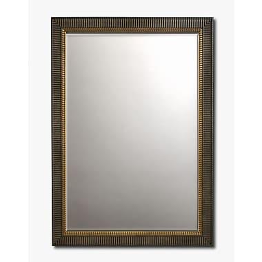 Printfinders Wall Mirror; 42'' H x 30'' W x 1'' D