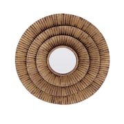 Woodland Imports Round Wall Mirror