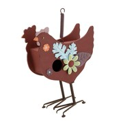 Woodland Imports Hen Table Top Statue
