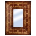 Oriental Furniture Olde-Worlde Baroque Style Mirror
