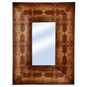 Oriental Furniture Olde-Worlde Baroque Style Mirror