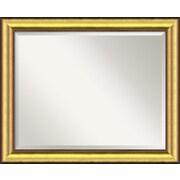 Amanti Art Vegas Wall Mirror; Large