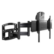 Peerless HG Articulating Arm/Tilt Universal Wall Mount for 42'' - 60'' Plasma; High Gloss Black