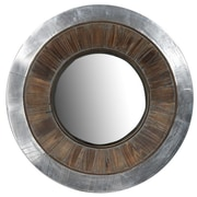 Privilege 31.5'' Wall Mirror