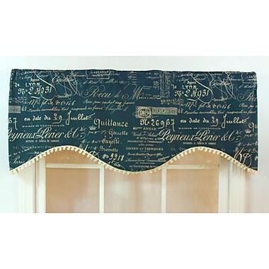 RLF Home Document 50'' Curtain Valance