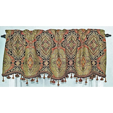 RLF Home Allon Provance II 50'' Curtain Valance