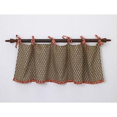 Cotton Tale Peggy Sue 55'' Curtain Valance
