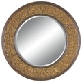 Imagination Mirrors Circle of Vines Wall Mirror